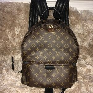 70a47f8849ab Louis Vuitton Bags - LOUIS VUITTON Monogram Palm Springs Backpack MM
